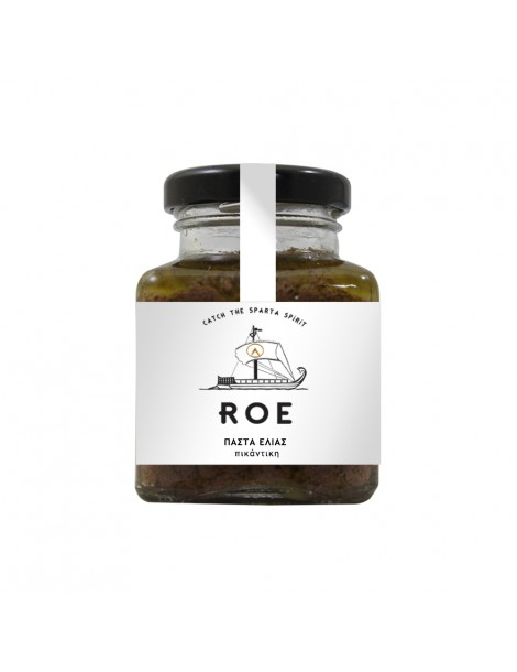 Olive tapenade spicy